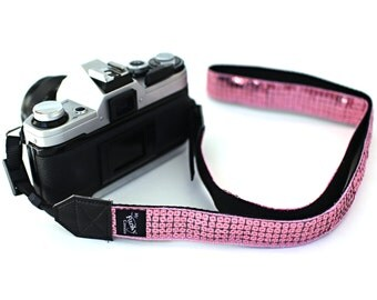 items similar to funky straps  dslr camera straps  oh snap