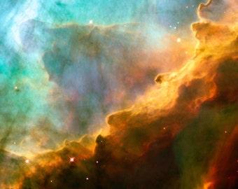 Crab Nebula Storm-Space Photo Print