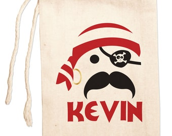 Pirate Party Favors, Pirate Birthday, Personalized Pirate Party Favor Bags, Pirate Birthday Party, Pirate Favors, Pirate Party Favor Bags