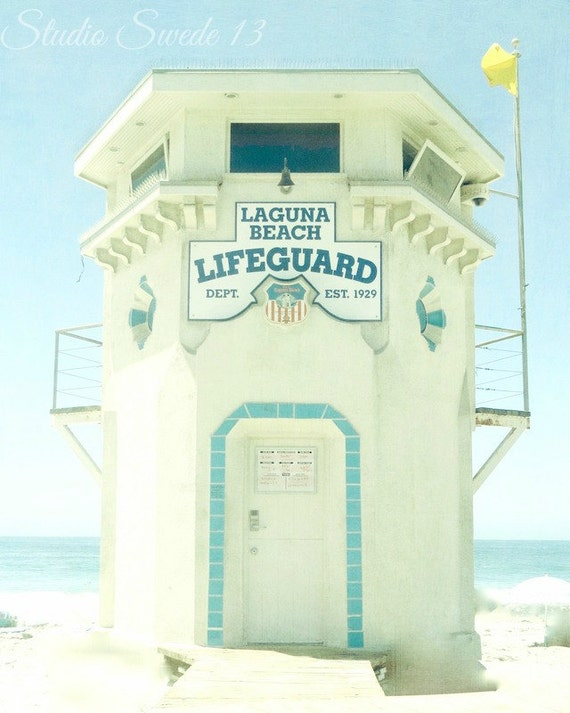 coloring pages of lifeguard stand - photo#31