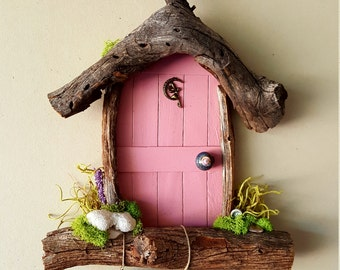 Fairy Door, Tooth Fairy Door Custom Made by Sedona Fairy Doors