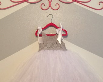 Beautiful Little Girl Princess Dress