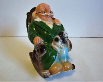 Vintage Piggy Bank Etsy