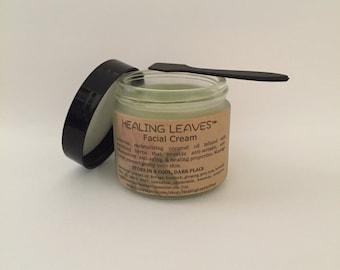 Healing Leaves Facial Cream