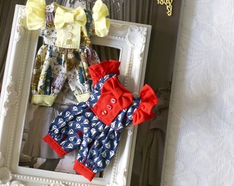 Doll clothes for Neo Blythe.
