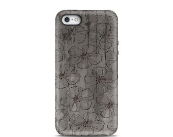 Floral iphone 4 case Floral iphone 4s case iPhone 6 Plus Floral iPhone 6 case Flower iphone 5 case Flower iphone 5s case, Mothers Day Gift