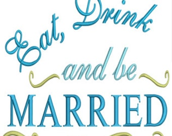 GG 2016 Eat Drink Be Married