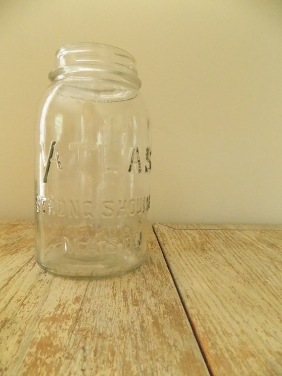 dating hazel atlas mason jars