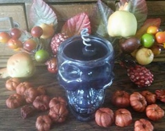 Skull Votive Candle (3 oz)