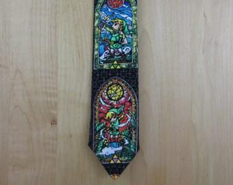 Legend of Zelda Skinny Neck Tie