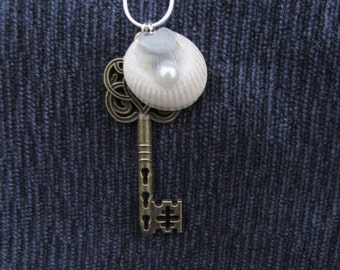 Key to Atlantis Necklace
