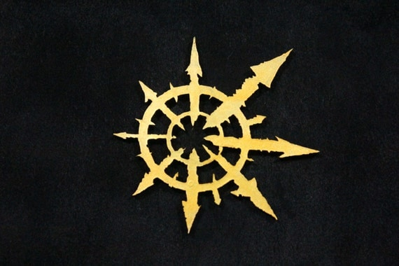 warhammer online chaos symbol 40k state of the game