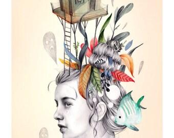 Things on my head