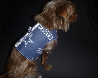 Dog Harness -COWBOYS-small