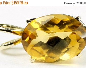 Fall is coming, 30% off, P004, Citrine, 14KY Gold