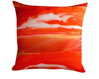 Courage | Art Cushion | Throw Pillow