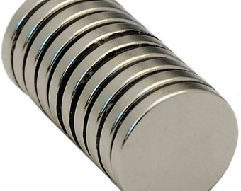 20mm x 3mm Disc - Neodymium Rare Earth Magnet