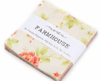 Farmhouse Charm Pack by Fig Tree & Co.