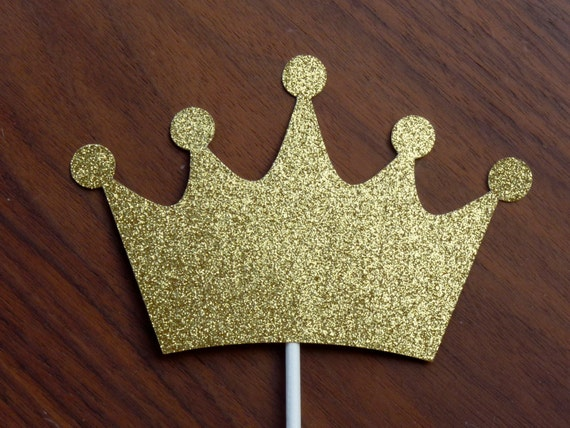 Crown Cake Toppers Australia