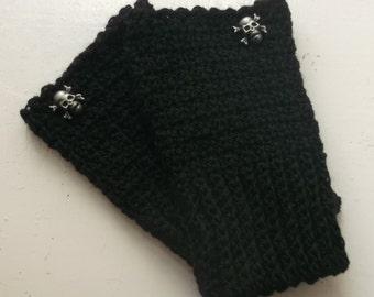 Pop! Wristers/Cuffs digital crochet pattern