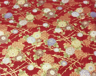 Japanese Patchwork Quilting Fabric Hanabi by Hana QH Textiles HH201205 5