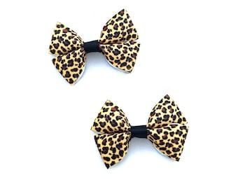 Cheetah Hair Bows, Cheetah Hairbows, Cheetah Hair Clips, Cheetah Bows, Leopard Hair Bows, Leopard Hairbows, Leopard Hair Clips, Leopard Bows