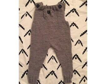Pocket overalls (6-12 months)