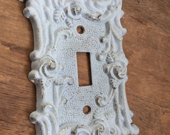 Floral Electrical Switch Plate Outlet Cover