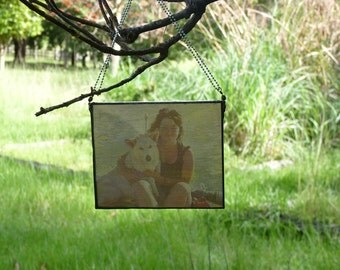 Suncatchers with your photo