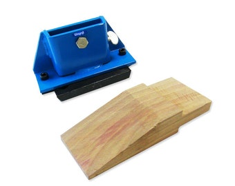 Bench Pin With Metal Holder And Mounting Plate Jewelers & Watchmakers Tool WA 140-123