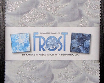Kanvas by Benartex - Frost - Charm Pack