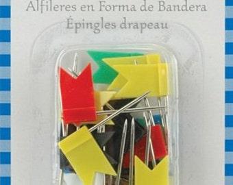 Dritz Care & Repair Flag Pins 30 per package