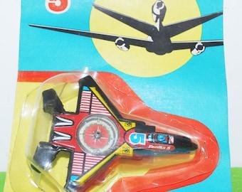 Vintage Feniks 5 Aircraft Plane , Poland vintage game Toy