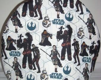 White Star Wars Tea Cozy