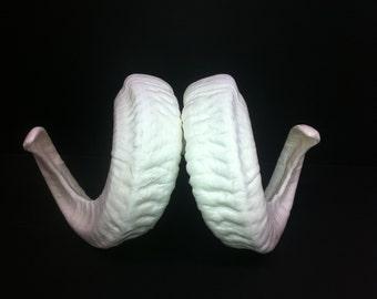 Cast Ram Horns