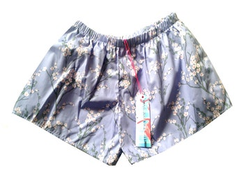 "Lilac ""Spring Bloom"" Basic Shorts"