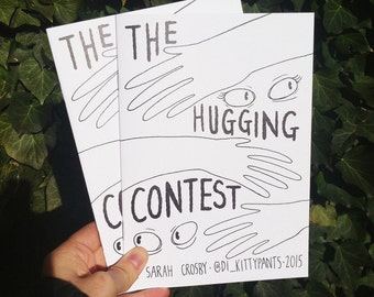 The Hugging Contest Comic