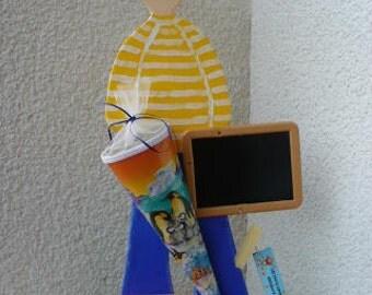 Raft - schoolboy - school - enrolment