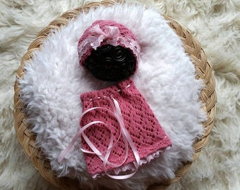 Newborn Skirt Set