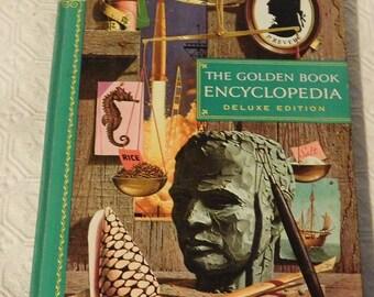 The Golden Book Encyclopedia Deluxe Edition #13