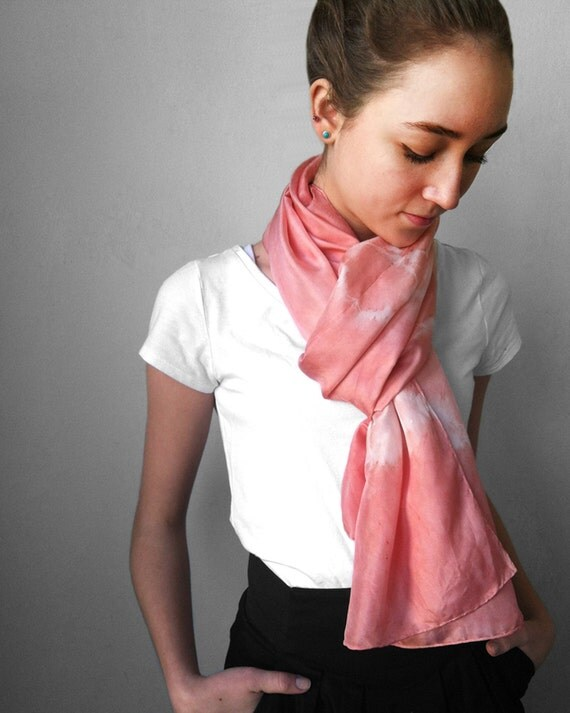 Pink Scarves-Pink Scarf-Long Scarf-Long Scarves-Wrap Scarf-Summer Cover Up-Sarong-Long Summer Scarf-Light Weight Scarf-Gift For My
