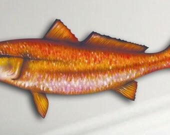 Redfish 18 inch Wall decor
