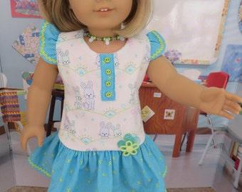 Pixie Faire dropped waist doll dress.