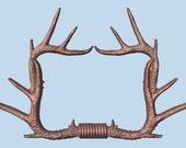 Deer Antler Wall Decor ~ ...