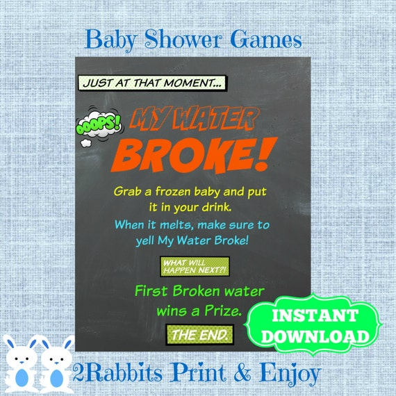 game sign frozen baby game chalkboard baby shower ice cube baby shower
