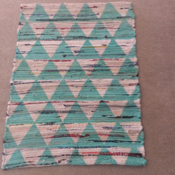 Rag Rugs For Sale Australia: Handmade Chindi Rug Handmade Rag Rug Boho Rag By
