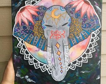 Jasmine {Painting}