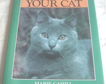 The Owner's Comprehensive Guide To Training & Showing Your Cat Marie Cahill Litter Box Toilet Training Eating Houseplants Grooming Cat BIN