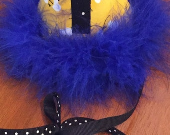 Boy Bumble Bee Birthday Party Hat