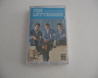 Factory Sealed! - The Lettermen - Greatest Hits - 1985